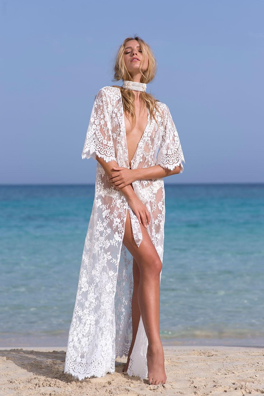 Sahil tatil analık elbise dantel hollow-out bikini bluz uzun plaj etek güneş kremi ceket seksi mayo dışında maç kadın