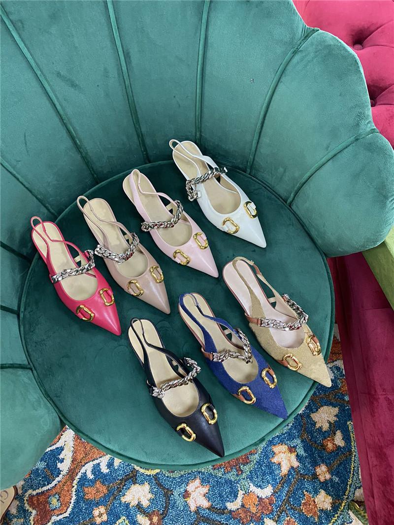 VERANO MUJER DE LUJO PUNTOS SANDALES DE PUNTOS DE LUJO MÁS COLOR TOELLA SANDIA SANDAL GLADIADOR Partido Zapatos Zapato de las señoras con caja