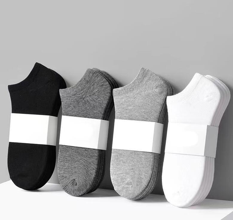 Meias descartáveis dos homens e das mulheres para viagem de negócios respiráveis meias de algodão esportes ao ar livre linda alta qualidade