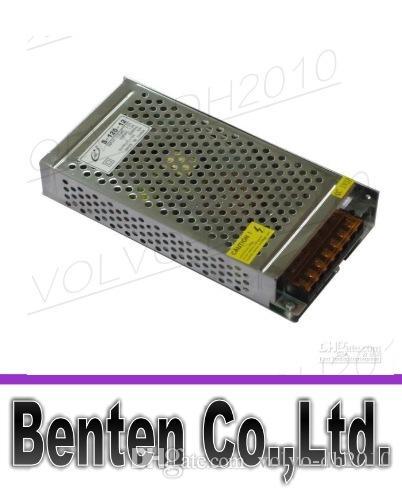 LLFA1259 Gratis frakt 60W 100W 120W 150W 180W 200W 240W 360W 12VDC 8A Strömförsörjningstransformator 220V 110V 12V