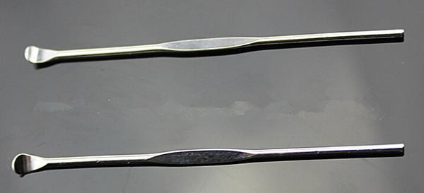 Paslanmaz çelik DAB aracı titanyum tırnak gör dabber aracı, kuru ot buharlaştırıcı kalem gör dabber aracı çiğ balmumu atomizer için balmumu gör dabber araçları
