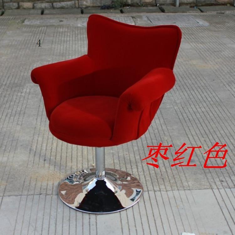 computer chair cloth art home office chair single person sofa fashionable makeup nail chair back of a chaira chair for me - Office Chair For Short Person