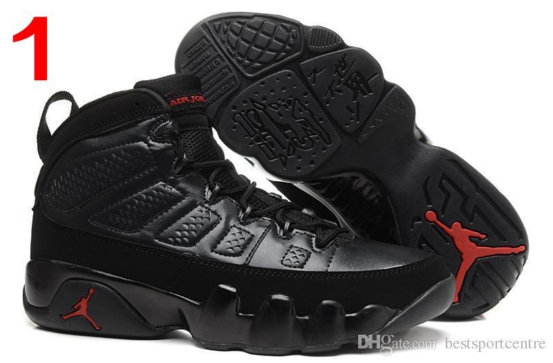 Nike Air Jordan 9 Retro Mens Basketball