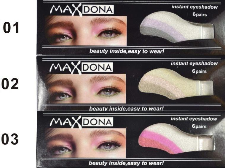 Eye Shadow Eyeshadow Sticker 42 Colors Temporary Shade Tattoo Make Up Sheets Eye Magic Sticker Cosmetic Tools Instant Eyeshadow Easy To Wear