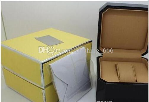 Factory Seller 2016 Brand Luxury Mens For Watch Box Original Box Woman's Watches Boxes Men Wristwatch box