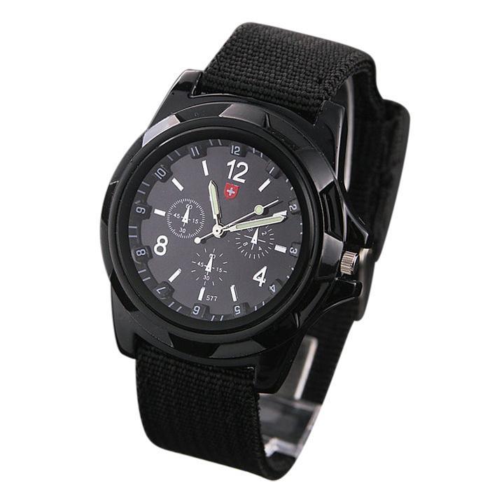 2015 Yeni İş Kuvars erkek Saatler moda askeri Ordu Vogue Spor Casual Saatı, Yüksek kaliteli Relogio s0025