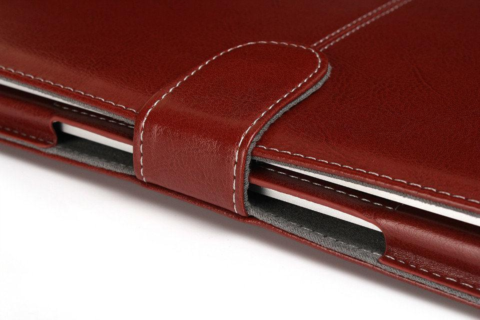 new style 25b22 c6b28 2019 For Macbook Air 11/Macbook Pro 13 Leather Flip Bag Case 360 Degree  Protector Anti Dirt Scratch Resistance Fashion Business Style Laptop Case  From ...