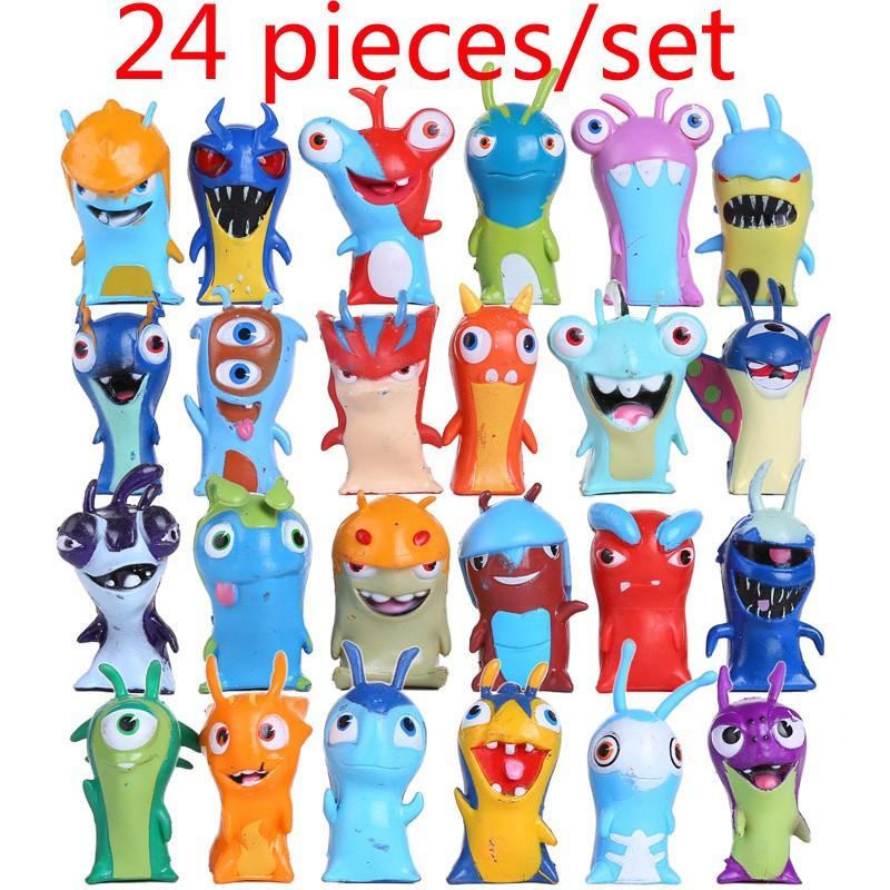Slugterra-Toys-Plastic-Hobbies-Modelism-Slugterra-Brinquedos-PVC-Animes-Pelucia-Cute-Cartoon-Toys-Dolls-Slugterra-Action