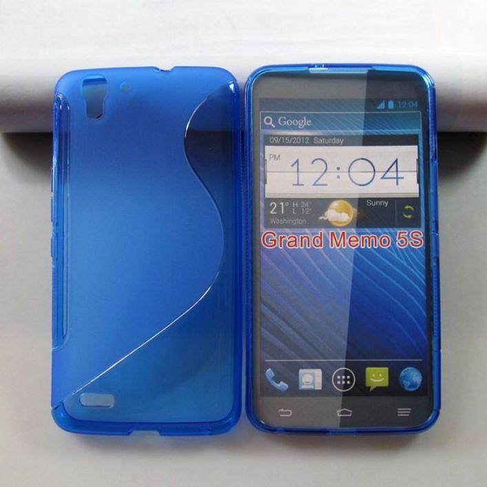 Google Pexel XL HTC Desight 10 Pro A9S M10 Design 825 ZTE Grand Memo 5S N5S NX501 Z5のための新しいSラインソフトTPUジェルスキンケース