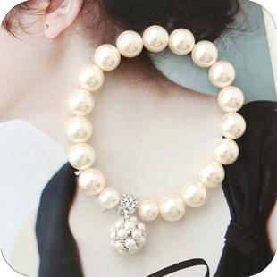 Kostenloser Versand Perle Perle Hochzeit Armbänder Brautschmuck Hohe Qualität Aber Niedriger Preis Festzug Schmuck Günstige Neu Kommen