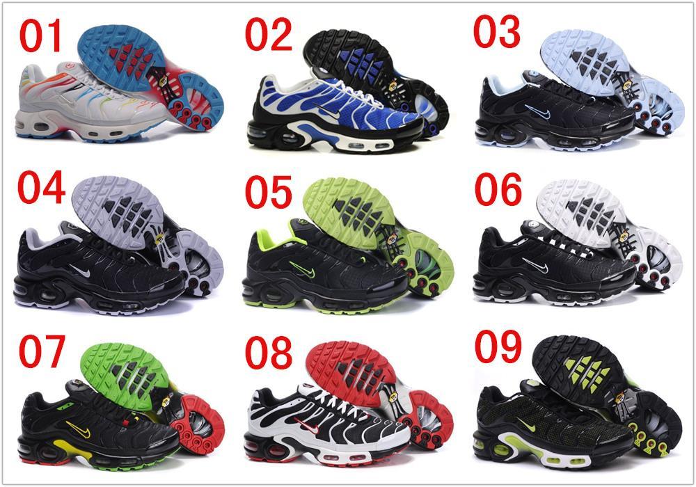 2020 2015 New Nike Air Max TN Men