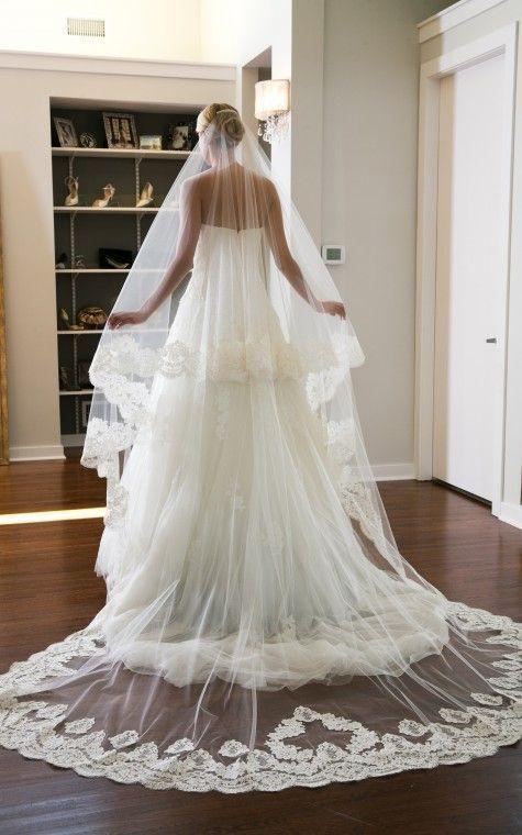 Белое шампанское IVORY 2021 Новая свадебная вуаль собор поезда ручной работы кружева аппликации свадебные аксессуары горячие свадебные вуали длинные свадебные вуаль