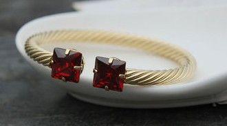 mais cormore cor diamante talão pulseira de corrente de ouro da senhora (ma52)