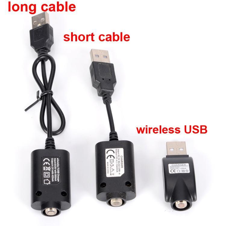 NOVOS carregadores USB ego para cabo de bateria EGO ecig vaporizador, cig E carregador USB para ego, ego-T, cigarro eletrônico saudável E-cigarro