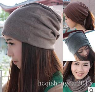 мода Мужчины Женщины шляпы Scraf унисекс хлопчатобумажные шапки шляпы мальчик девочка Шапочка череп шапки женщины волос группа царапины 100 шт.