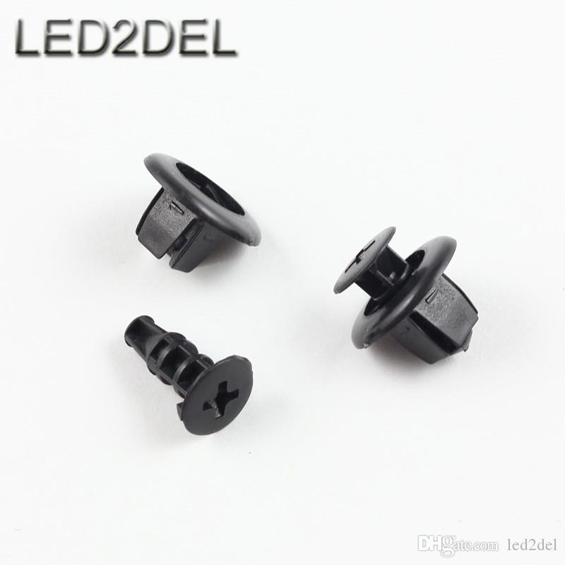 For Toyota CAMRY Inner Fender Push-Type Retainers Fenders Liner Trim Panel Molding Fastener Retaining Rivet Clip 90467-09166