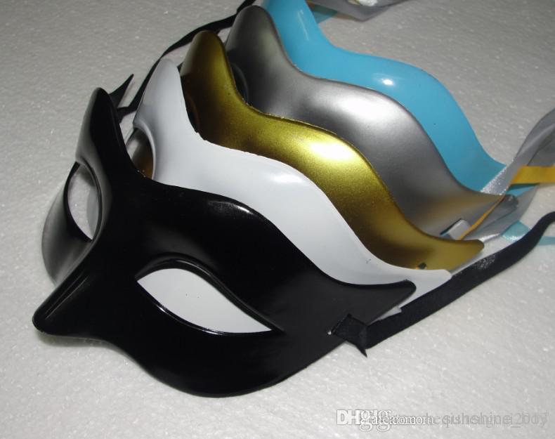 2016 hot Inventory mask cheap deal Máscara Dos Homens Máscaras Masquerade Halloween Zorro máscara de Dança