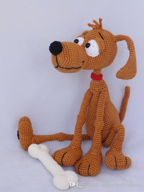 Ravelry: Dog Bone Amigurumi pattern by Handmade This And That | 760x570