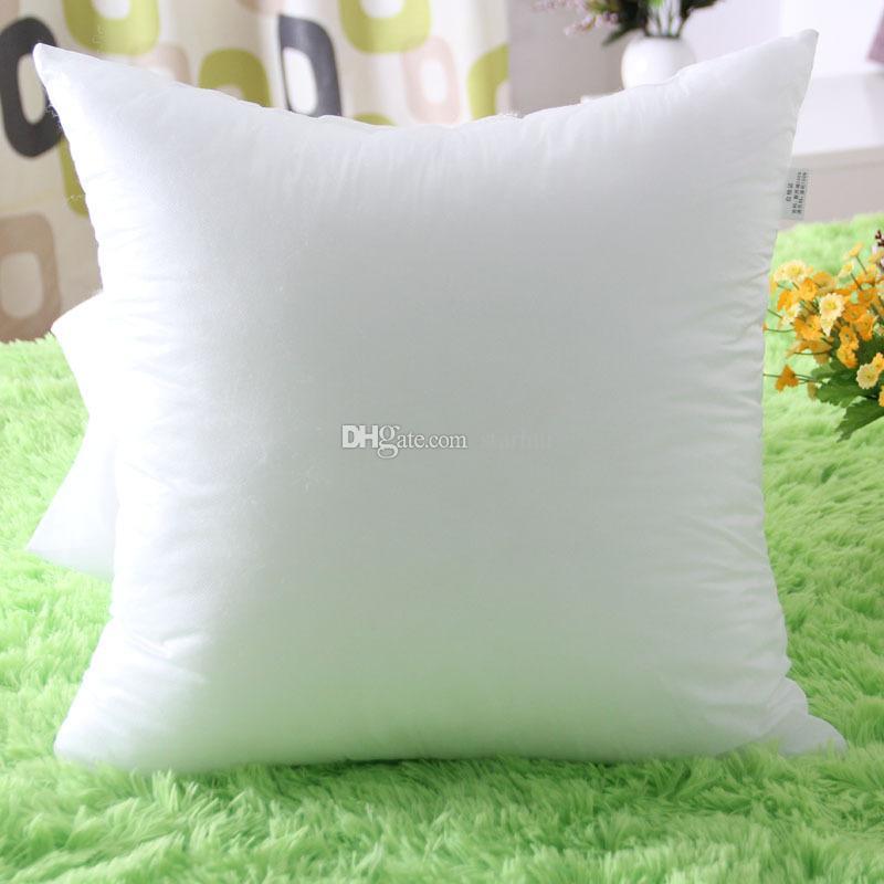 45 * 45 cm Yastık Çekirdek Nonwoven Kumaşlar PP Pamuk Dolum Atmak Yastık Iç Yastık İç Yastık Çekirdek Eklemek Yastık Dolgu Malzemeleri WX9-122