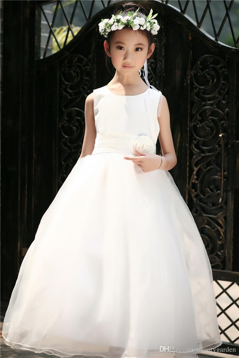 Fairy Kid Girl Baby Child Princess Flower Girl Dress Party Evening ...