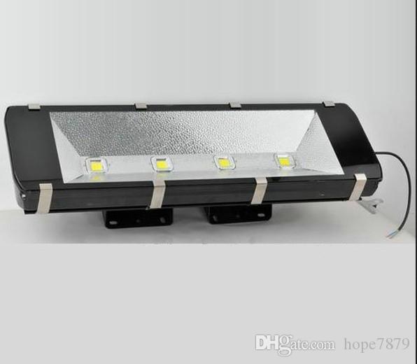 240w светодиодный прожектор водонепроницаемый спорта на открытом воздухе двор парковка освещение bridgelux45mil meanwell драйвер 2years гарантия