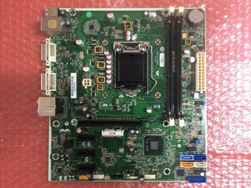 670960-001 H-JOSHUA-H61-uATX Desktop Motherboard For HP Pavilion P6 P7 Series Desktop H61 s1155 LGA 1155 Motherboards
