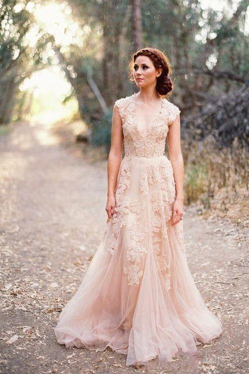 Rosa kleid hochzeitsgast