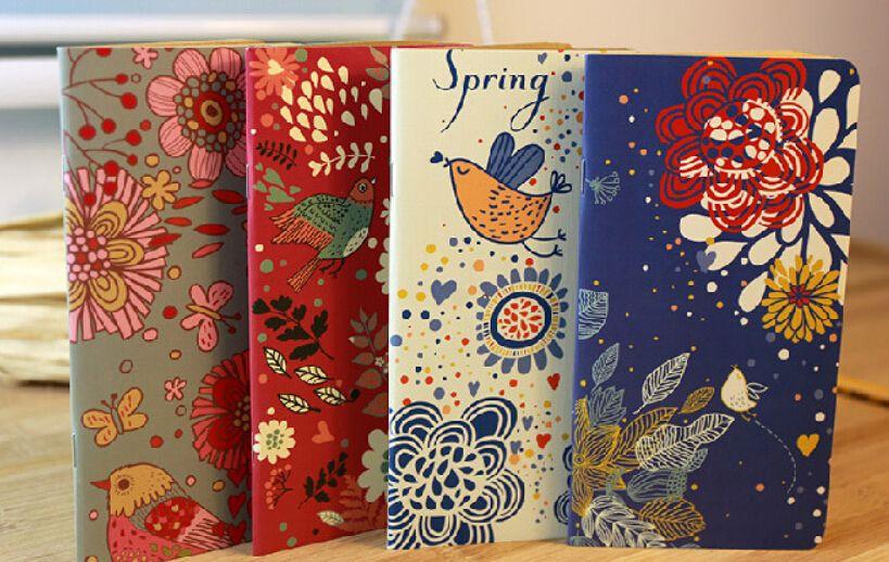 Papeterie coréenne kawaii design cahier de journal étudiant cahier de poche cahier de poche / Livraison gratuite / en gros