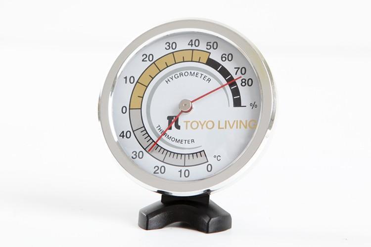 2 Thermometer Hygrometer