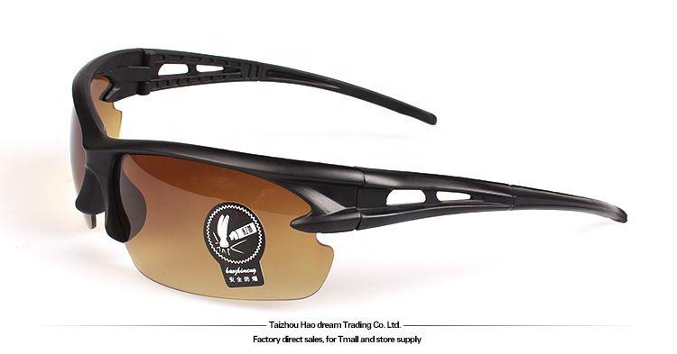b9a0a36610 ... ventas directas de la fábrica las gafas de visión del conductor de  conducir de noche detonación ...
