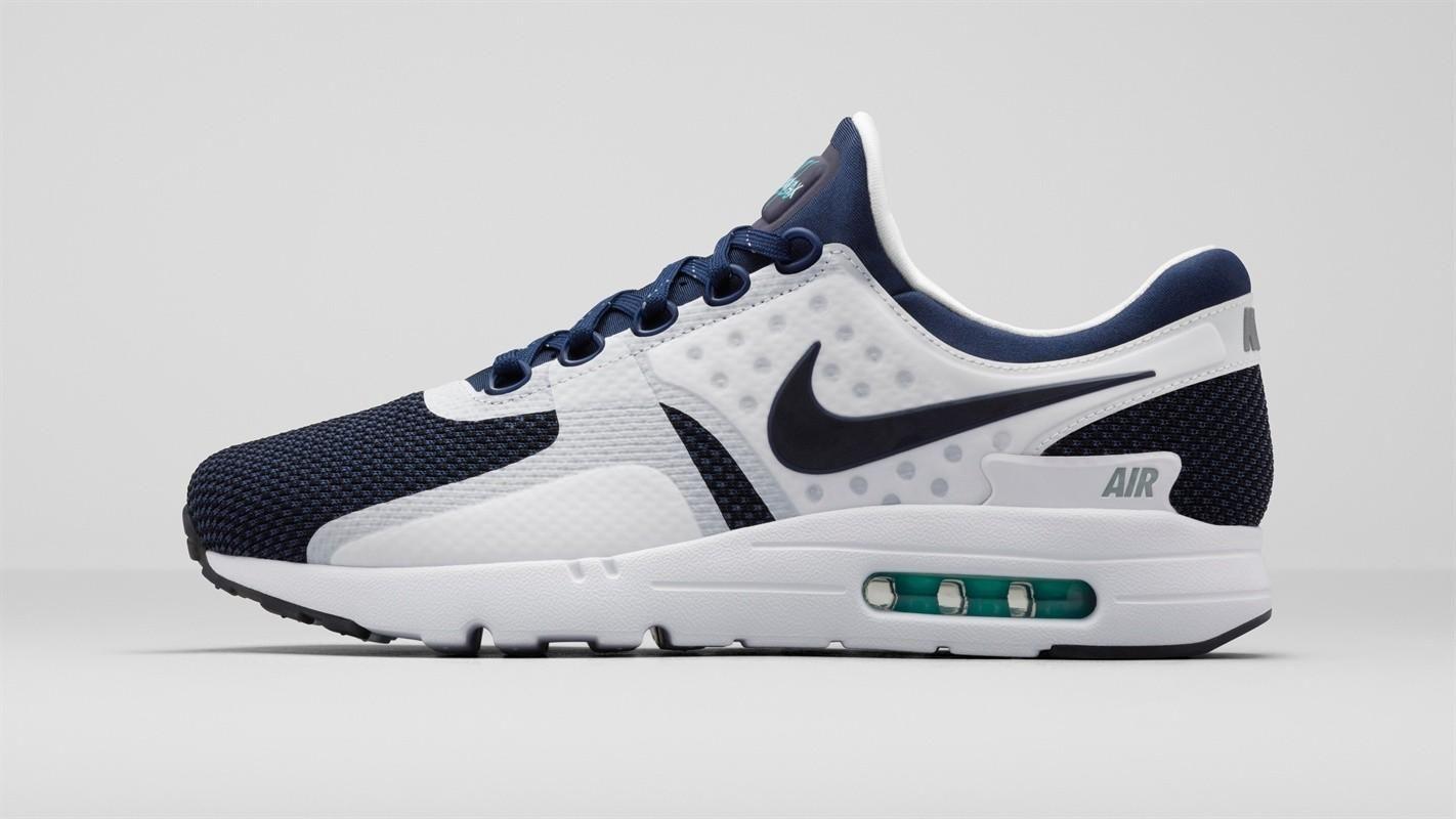 Acheter Chaussures Nike Air Max Zéro Femmes Des Hommes De ...