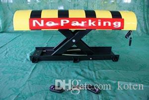 Serrure à télécommande de stationnement de véhicule de forme de X / protecteur d'espace de stationnement
