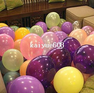 (300psc/ot)10 inch ballon latex wedding decoration balloon for party,hotel,wedding,carnival freeshipping