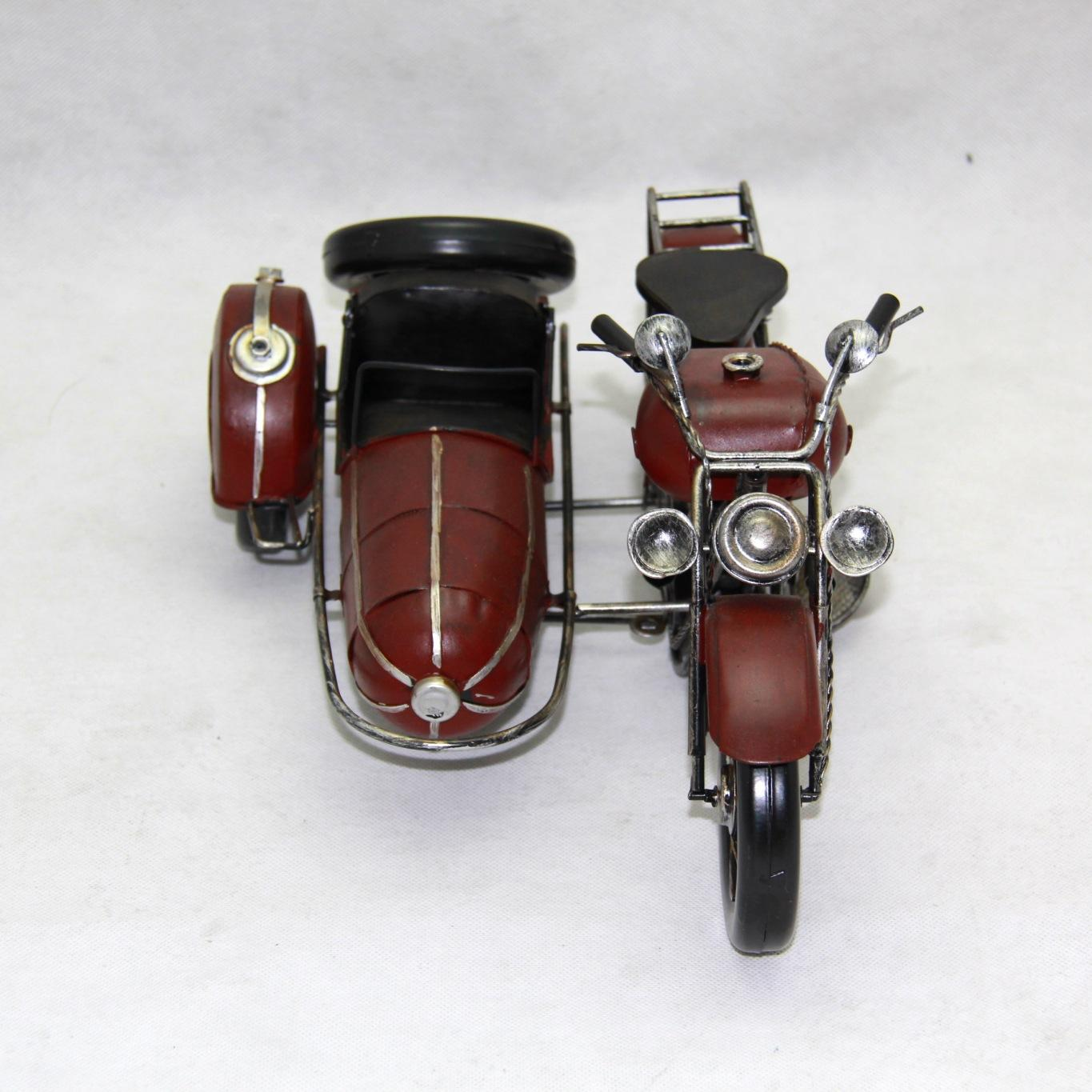 2021 Tinplate Military Motorcycle Model Hand Made Motor Tricycle Toy Furniture Decoration Work Of Art Personalized For Gift Collecting From Edwardtang 47 24 Dhgate Com