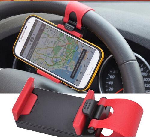 Coche Volante Clip De Bicicleta Soporte de montaje los titulares de GPS Teléfono celular inteligente