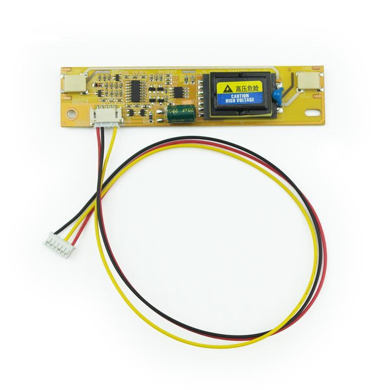 """2 المصابيح الخلفية الكمبيوتر المحمول العالمي LCD العاكس مجلس CCFL لمدة 17-22 """"بوصة شاشة LCD وحدة لوحة العرض"""