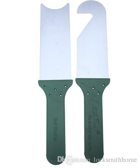 KLOM ломтики дверной щель открывалки обходной инструмент дверной замок