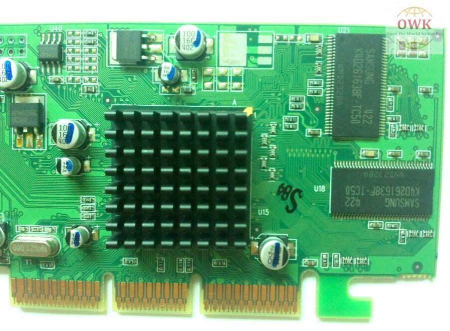Scheda video ATI Radeon7000 64M DVI * TV AGP gratuita