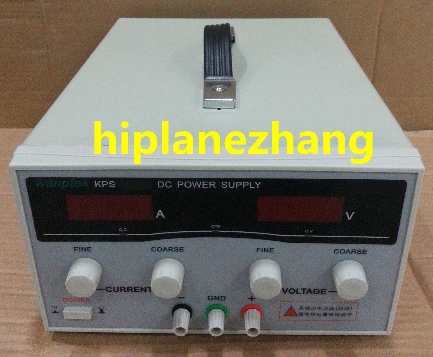 Регулируемая переменная DC импульсный источник питания выход 0-100В 0-5А поддержка электропитание AC110-220В KPS1005D