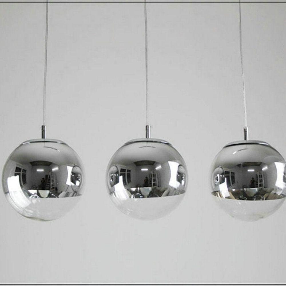 Modern tom dixon mirror glass ball pendant lights restaurant chrome modern tom dixon mirror glass ball pendant lights restaurant chrome globle pendant lamps kitchen dia 15cm 20cm25cm 30cm 35cm 40 ceiling lamp shades aloadofball Choice Image