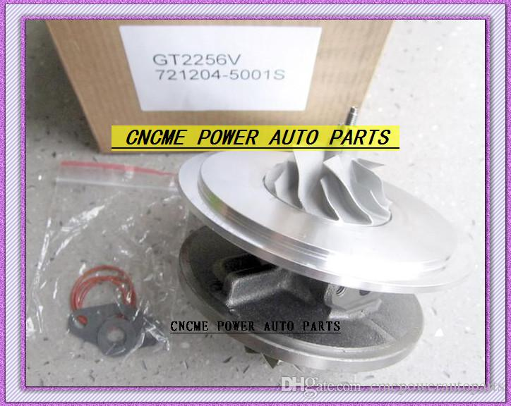 TURBO Kartuş CHRA GT2556V 721204-5001S 721204-0001 721204 Turbo Için VW Volkswagen LT II / LT2 Van 2002-2006 2.8L TDI AUH AGK 158HP