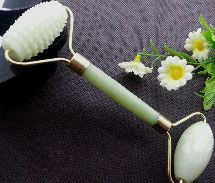 2015 Novo design várias funções de massagem jade massagem rosto pedra fina ferramenta para manter o rosto rejuvenescimento Frete grátis