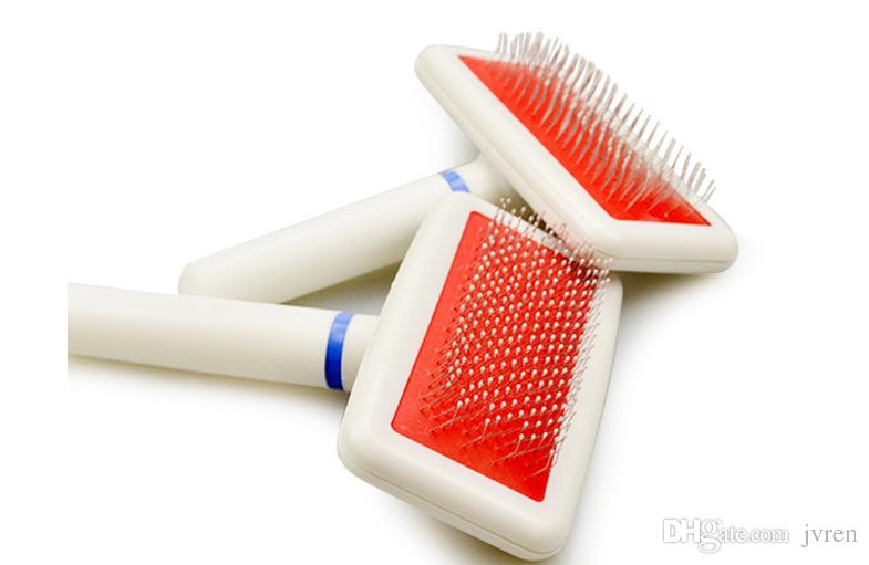 Pet Dog Cat Rabbit Hair Fur Brush Comb Shedding Trimmer Grooming Hair Remove