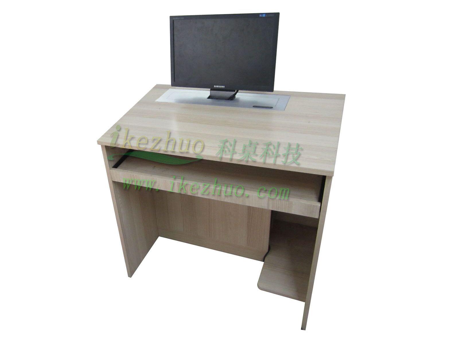 Подставные столы Регулируемый одноместный компьютерный стол
