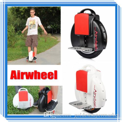 Airwheel newest item X3 electric unicycle one wheel electric scooter with good price with DHL free AS a Gift For Children or Friends