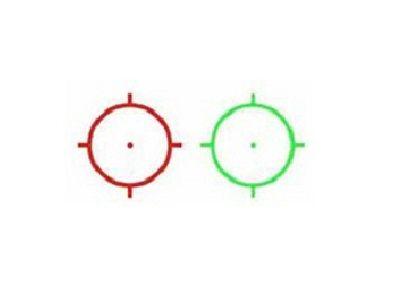 تكتيكي 551 552 553 المجسم البصر أحمر أخضر البصر نقطة 556 557 558 نقطة حمراء نطاق لالادسنس الصيد اللون الأسود