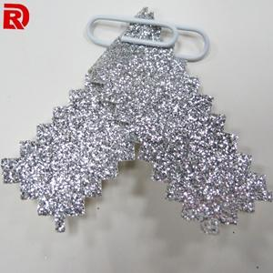 Silver Glitter Wallpaper Fabric Bedroom Wallpapers And Moisture