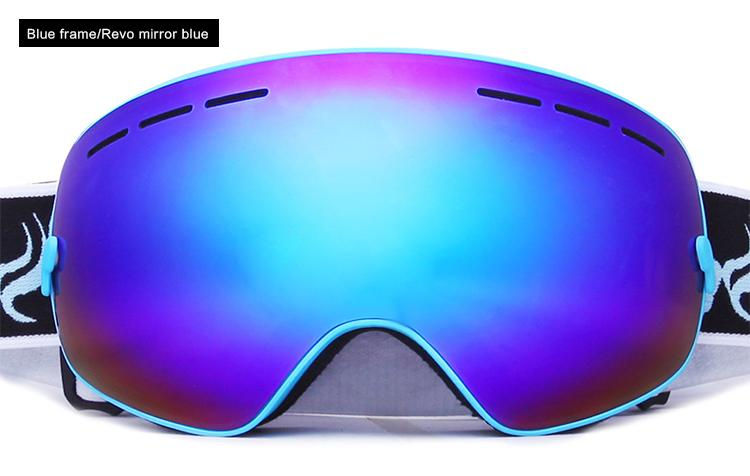 be nice ski goggles  2017 Be Nice Snow Googles Windproof Uv400 Motorcycle Snowmobile ...