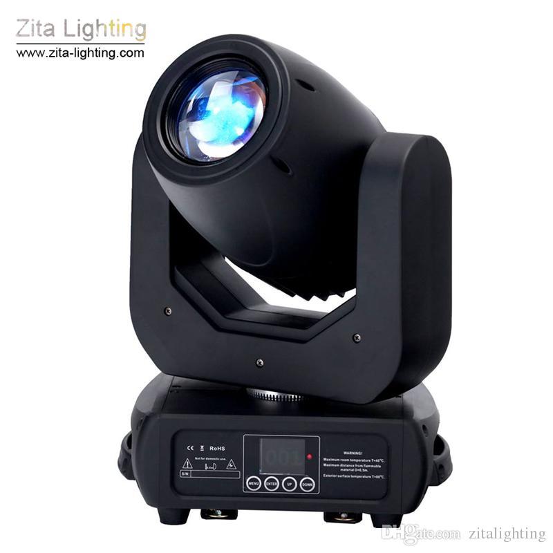 Zita Lighting Stage Lights 150W LED Moving Head Light Sharpy Beam Spot DMX 512 Wedding Party DJ Effect lights Dance Disco Led Light