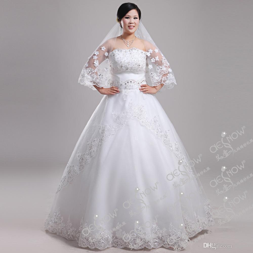 Magnificent Bbw Wedding Gowns Model Images for Wedding Gown Ideas ...